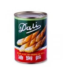 Muguri de bambus in ulei  397g 油焖笋