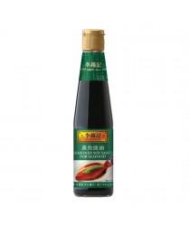 Sos condimentat pentru fructe de mare 410ml 李锦记蒸鱼豉油