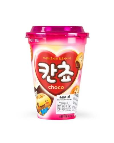 Biscuiti cu ciocolata(LOTTE) 95g