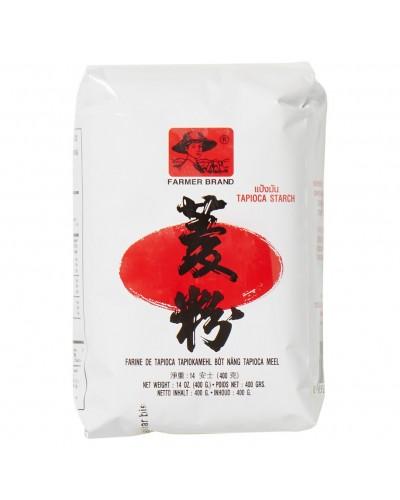 Faina de tapioca 400g(Farmer) 菱粉
