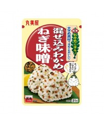 Condimente pentru orez (Furikake) Miso 31g 味增饭素