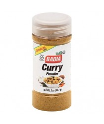 Pudra de curry (BADIA) 56.7g