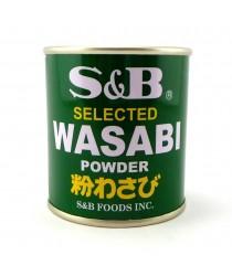 Pudra wasabi S&B 30g
