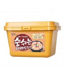 Pasta de soia coreeana 460g(SEMPIO) 南韩大酱
