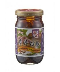 Ceapa prăjită in ulei de soia 210g状元葱酥拌酱