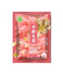 Ghimbir murat pentru sushi  1kg (粉色腌姜)