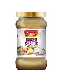 Pasta de ghimbir cu usturoi 300g(SWAD)