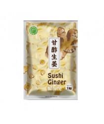 Ghimbir murat pentru sushi 1kg (白色腌姜)