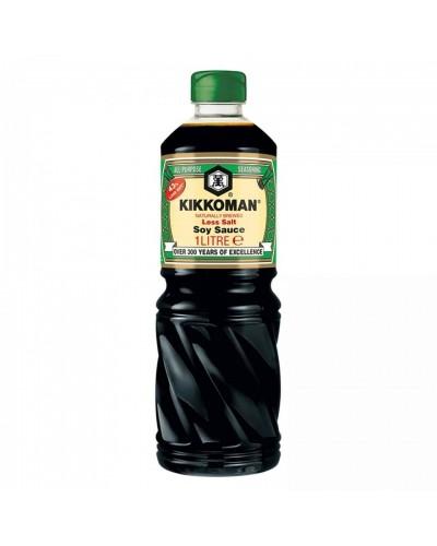 Sos de soia Kikkoman 1L(mai putin sarat)