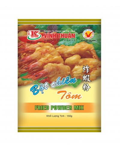 Faina prajit pentru creveti 150g 炸虾粉