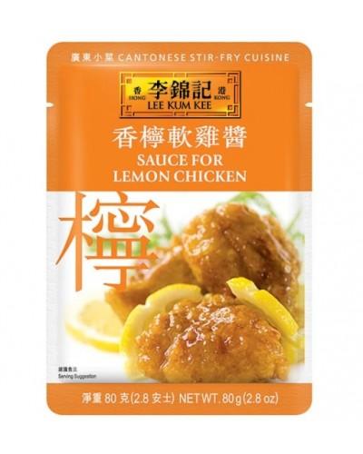LKK Sos pentru pui cu lamaie 80g香柠软鸡酱