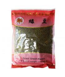 Soia verde 1kg 绿豆(金百合)