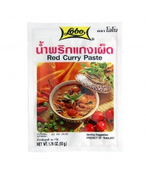 Pasta Curry rosu 50g