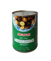 Ciuperci Shiitake 284g 整香菇