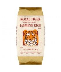 Orez jasmine 1kg(ROYAL TIGER)