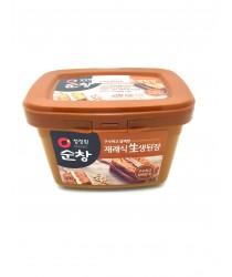 Pasta de soia coreeana