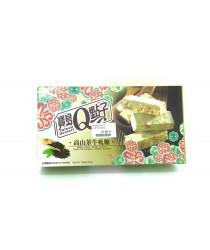 Bomboane cu ceai verde si alune