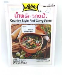 Curry pasta verde 50g
