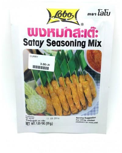 Condimente satay mixte 50g