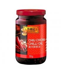 Ardei in ulei CHIU CHOW 335g 李锦记潮州辣椒油