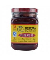 Tofu fermentat 340g 王致和玫瑰腐乳